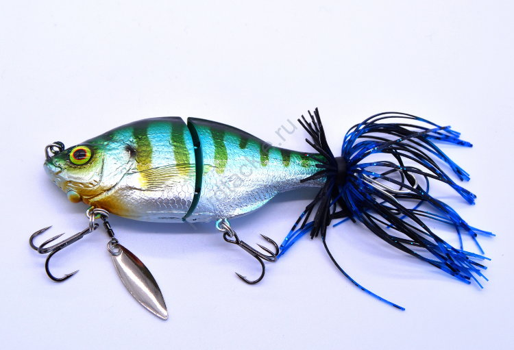 Воблеры - T.H.Tackle Jointed Little Zoe